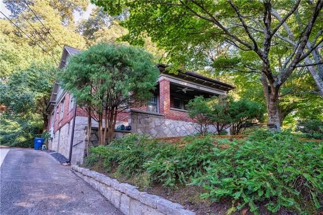 718 Park Drive, Atlanta, GA 30306 (MLS #6958278) :: Dawn & Amy Real Estate Team