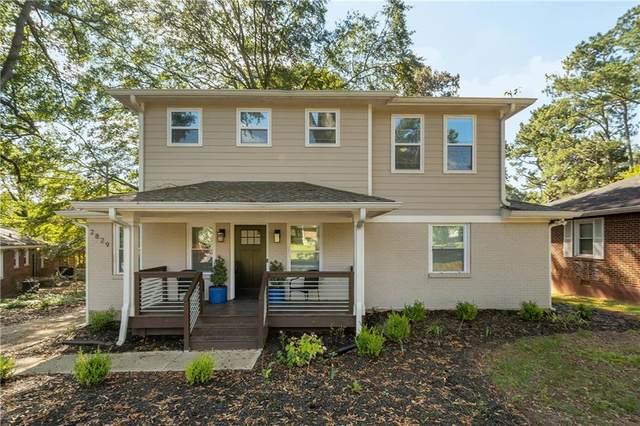 2829 Mcafee Road, Decatur, GA 30032 (MLS #6958283) :: Path & Post Real Estate