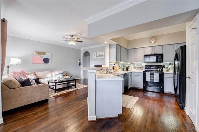 3777 Peachtree Road NE #726, Brookhaven, GA 30319 (MLS #6958290) :: RE/MAX Paramount Properties