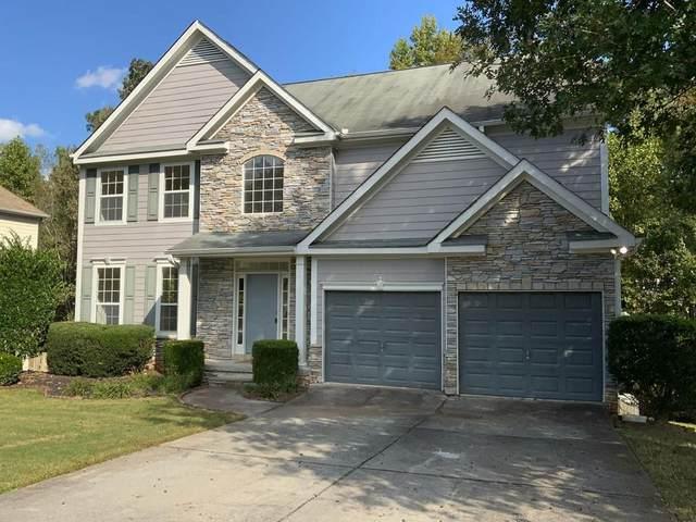 1604 Waterdance Lane NW, Kennesaw, GA 30152 (MLS #6958301) :: Kennesaw Life Real Estate