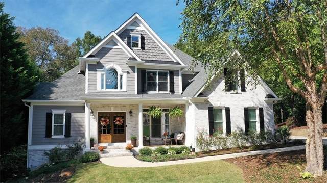 7635 Old Saddle Ridge Way, Cumming, GA 30028 (MLS #6958308) :: North Atlanta Home Team