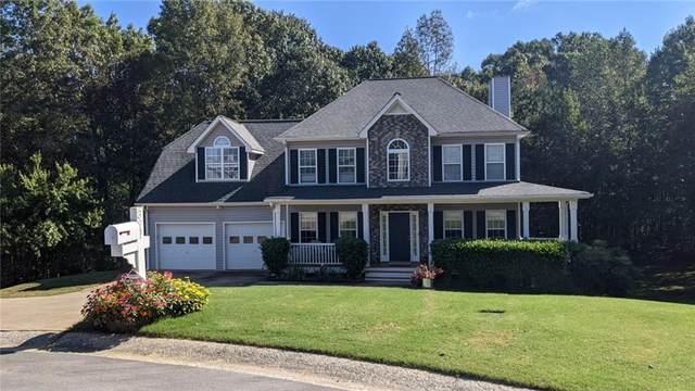 399 Barrington Drive, Hiram, GA 30141 (MLS #6958311) :: North Atlanta Home Team