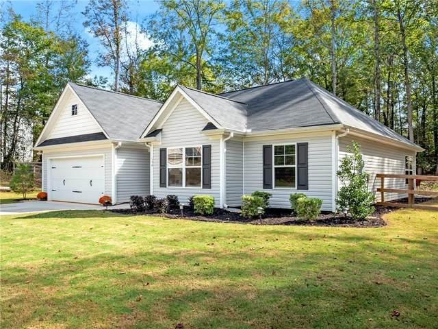 154 Meadow Lake Drive, Commerce, GA 30530 (MLS #6958314) :: RE/MAX Paramount Properties