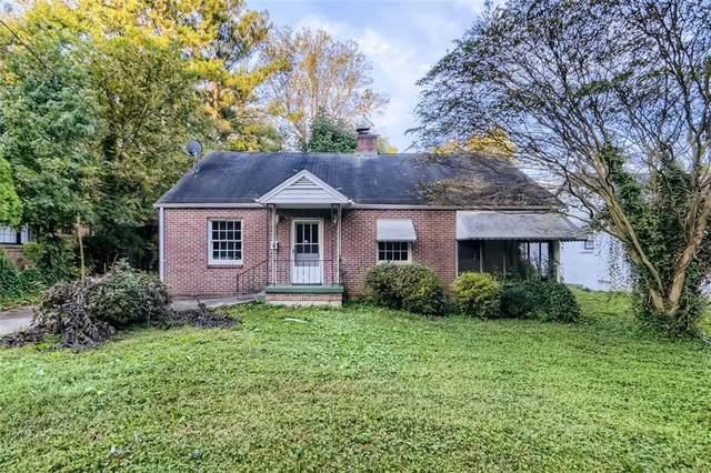 2493 Sylvan Road, Atlanta, GA 30344 (MLS #6958322) :: Path & Post Real Estate