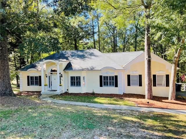 530 Spring Gate Lane, Alpharetta, GA 30009 (MLS #6958332) :: North Atlanta Home Team