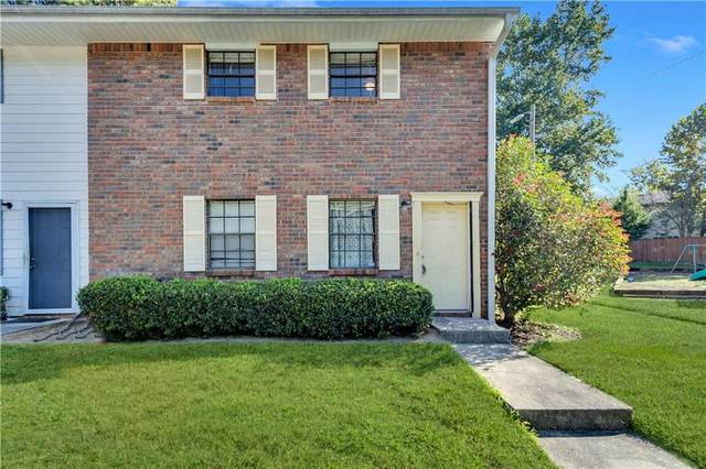 6354 Shannon Parkway 19H, Union City, GA 30291 (MLS #6958333) :: Path & Post Real Estate