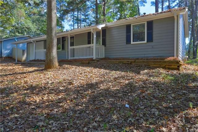 659 Lakeridge Drive SE, Conyers, GA 30094 (MLS #6958338) :: North Atlanta Home Team