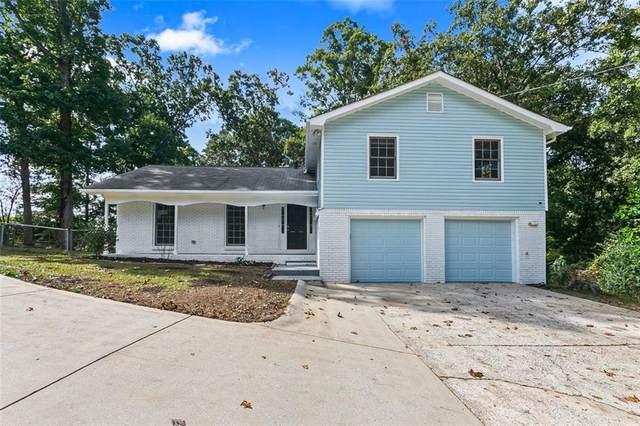 197 Shiloh Run NW, Kennesaw, GA 30144 (MLS #6958352) :: Path & Post Real Estate