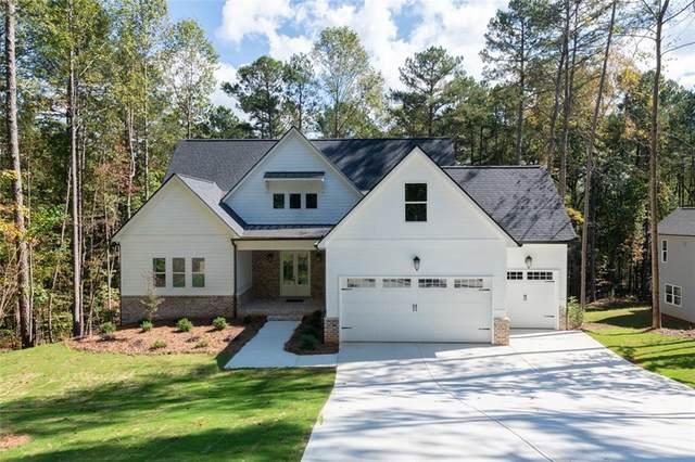 5971 Lanier Heights Circle, Buford, GA 30518 (MLS #6958353) :: Maximum One Partners