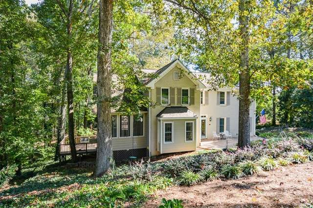 1460 Brookcliff Drive, Marietta, GA 30062 (MLS #6958360) :: The Justin Landis Group