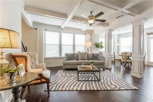 5335 Radford Loop #436, Fairburn, GA 30213 (MLS #6958361) :: Lantern Real Estate Group
