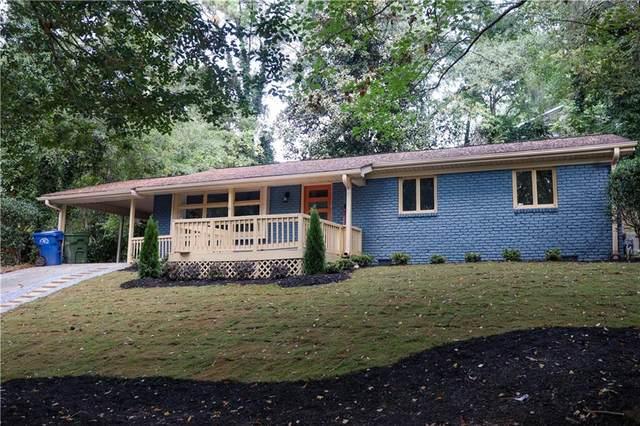 866 Armand Court NE, Atlanta, GA 30324 (MLS #6958373) :: Path & Post Real Estate