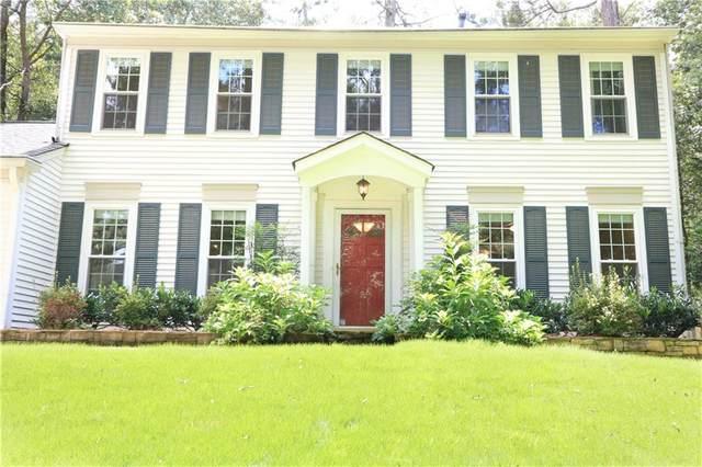 2101 Bishop Creek Drive, Marietta, GA 30062 (MLS #6958402) :: Kennesaw Life Real Estate