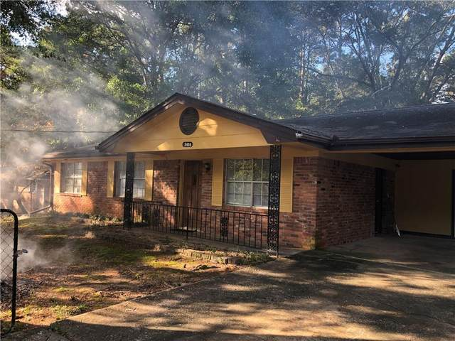 5409 Pine Valley Drive, Union City, GA 30291 (MLS #6958423) :: The Huffaker Group
