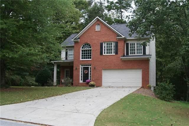 450 Emerald Lake Path, Sugar Hill, GA 30518 (MLS #6958427) :: Virtual Properties Realty