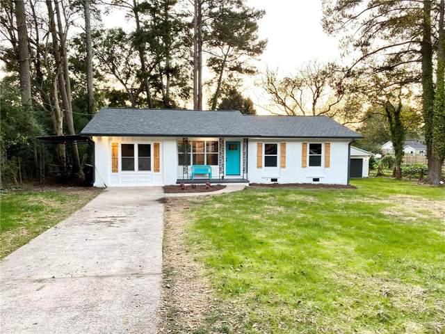 2394 Oakland Manor, Lawrenceville, GA 30044 (MLS #6958429) :: Path & Post Real Estate