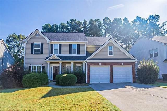 316 Hunt Creek Drive, Acworth, GA 30101 (MLS #6958438) :: RE/MAX Paramount Properties