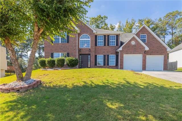 3711 Spring Creek Circle, Snellville, GA 30039 (MLS #6958442) :: RE/MAX Paramount Properties