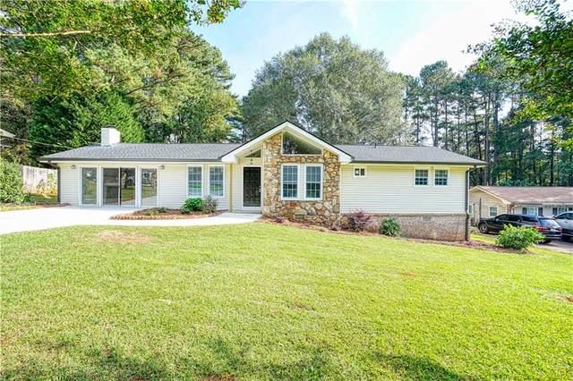 3152 Hamilton Road, Lawrenceville, GA 30044 (MLS #6958459) :: Path & Post Real Estate