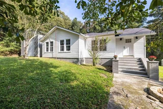 5058 Cedartown Highway S, Lindale, GA 30147 (MLS #6958479) :: Evolve Property Group