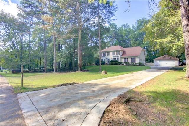 110 Rosemont Trace, Fayetteville, GA 30215 (MLS #6958490) :: North Atlanta Home Team