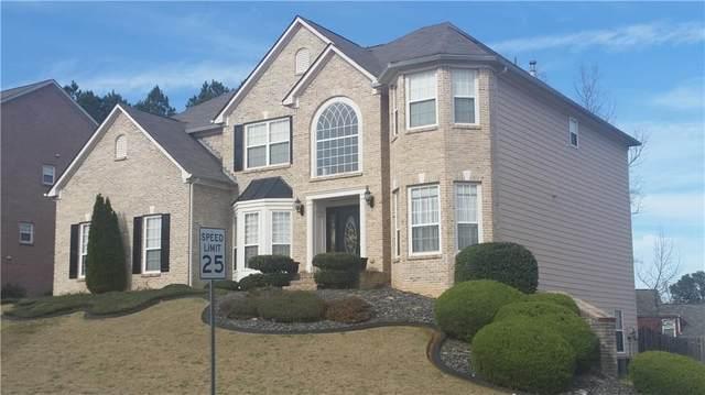 1157 Fountain Crest Drive, Conyers, GA 30013 (MLS #6958498) :: North Atlanta Home Team