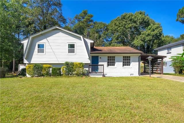 6363 Forest Haven Drive, Riverdale, GA 30274 (MLS #6958507) :: The Kroupa Team | Berkshire Hathaway HomeServices Georgia Properties