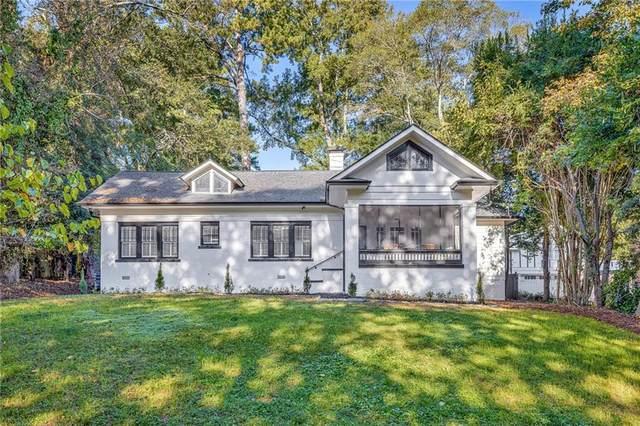 1074 Oakdale Road NE, Atlanta, GA 30307 (MLS #6958515) :: RE/MAX Prestige