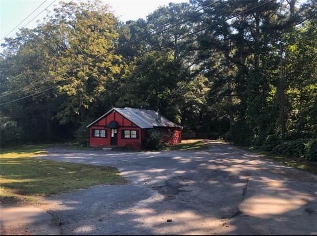 4116 Dallas Acworth Highway, Dallas, GA 30132 (MLS #6958521) :: The Kroupa Team | Berkshire Hathaway HomeServices Georgia Properties
