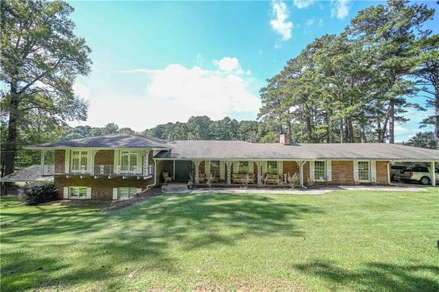 2131 Pine Drive, Douglasville, GA 30135 (MLS #6958524) :: North Atlanta Home Team