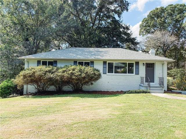 3194 Woodview Drive SE, Smyrna, GA 30082 (MLS #6958527) :: Maria Sims Group
