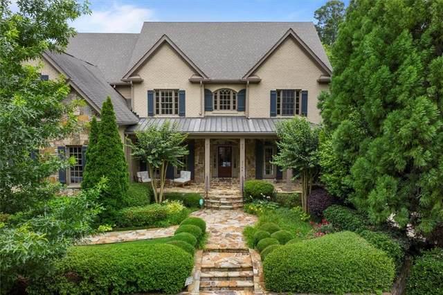 3766 Ivy Road, Atlanta, GA 30342 (MLS #6958532) :: Maria Sims Group