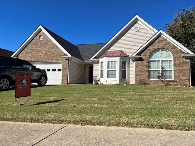 112 Appalachian Trail, Dallas, GA 30132 (MLS #6958544) :: Path & Post Real Estate