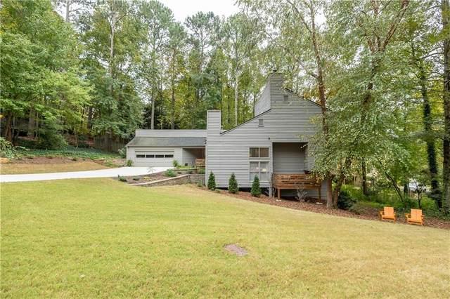 4080 Southerland Drive NE, Roswell, GA 30075 (MLS #6958546) :: Scott Fine Homes at Keller Williams First Atlanta