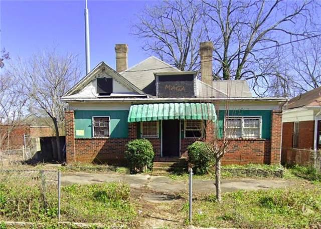1362 Athens Avenue SW, Atlanta, GA 30310 (MLS #6958550) :: Maria Sims Group