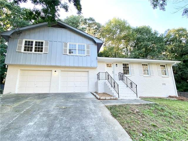 1627 Oak Forest Drive SE, Conyers, GA 30013 (MLS #6958553) :: The Gurley Team