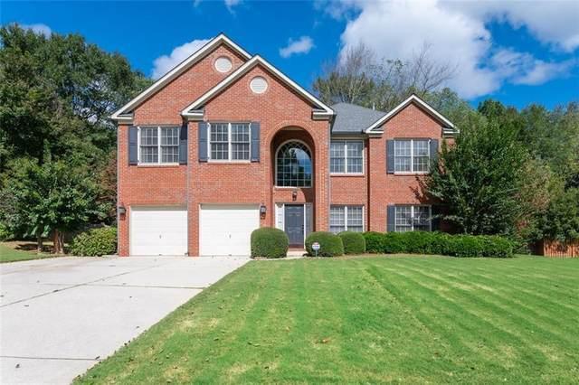 4260 Mill Grove Lane SW, Smyrna, GA 30082 (MLS #6958556) :: North Atlanta Home Team