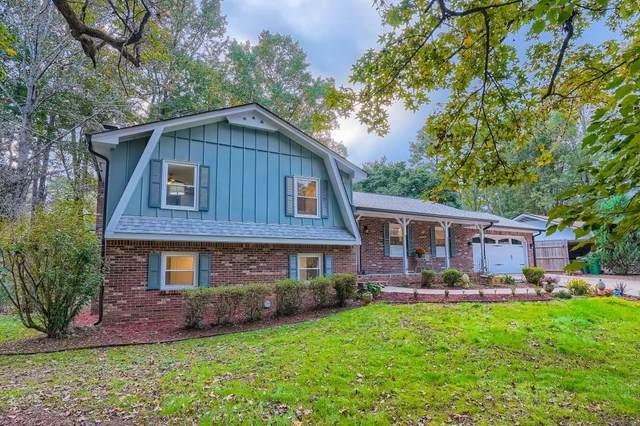 2630 Stella Burns Drive, Tucker, GA 30084 (MLS #6958557) :: North Atlanta Home Team