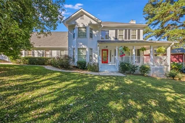 993 Tall Pine Court, Stone Mountain, GA 30087 (MLS #6958565) :: North Atlanta Home Team