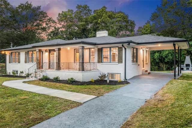 1893 Penelope, Atlanta, GA 30314 (MLS #6958572) :: Path & Post Real Estate