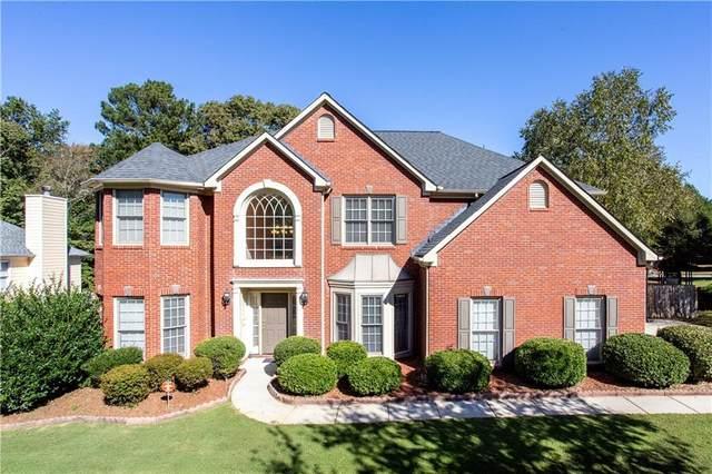 1110 Downyshire Drive, Lawrenceville, GA 30044 (MLS #6958580) :: North Atlanta Home Team