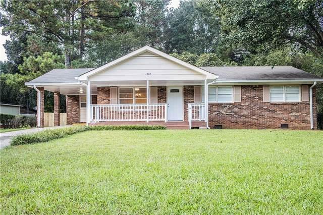 1809 Hallmark Drive, Griffin, GA 30223 (MLS #6958585) :: North Atlanta Home Team