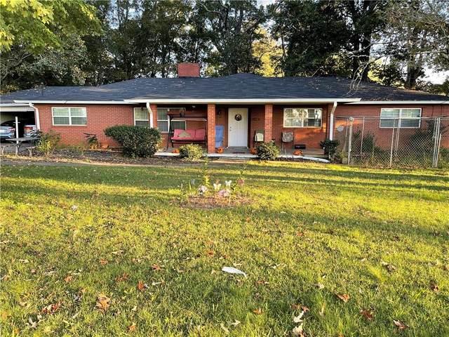 3738 Univeter Road, Canton, GA 30115 (MLS #6958595) :: North Atlanta Home Team