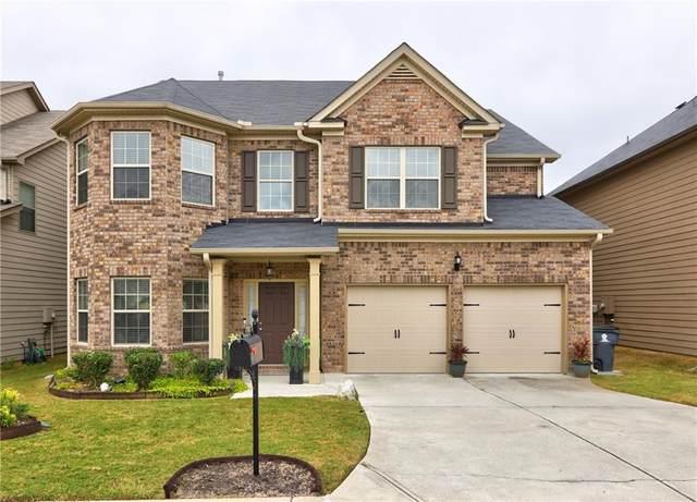 7607 Crawford Court, Fairburn, GA 30213 (MLS #6958598) :: Path & Post Real Estate