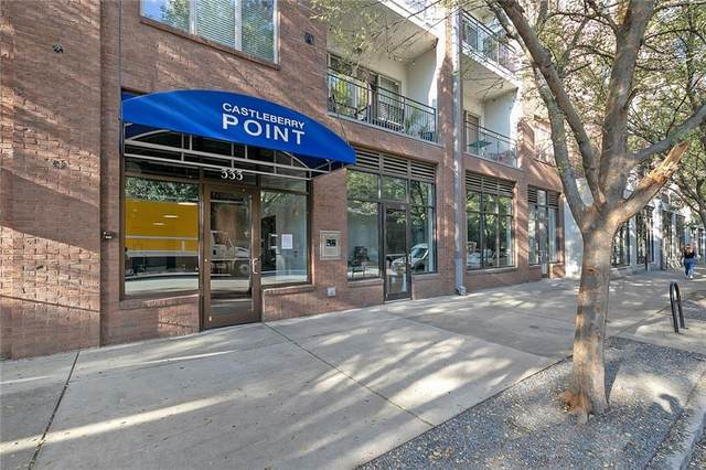 333 Nelson Street SW #409, Atlanta, GA 30313 (MLS #6958600) :: Maria Sims Group