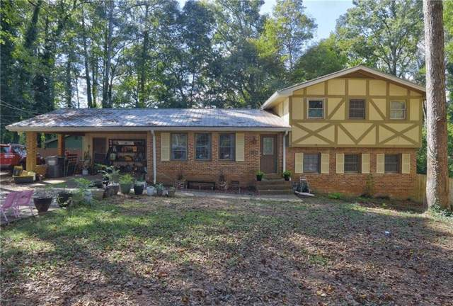 1613 Rhonda Lane, Stone Mountain, GA 30087 (MLS #6958606) :: Path & Post Real Estate