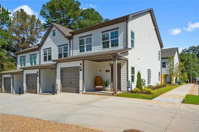 2889 Royal Heights Drive NW #36, Atlanta, GA 30318 (MLS #6958610) :: Dawn & Amy Real Estate Team