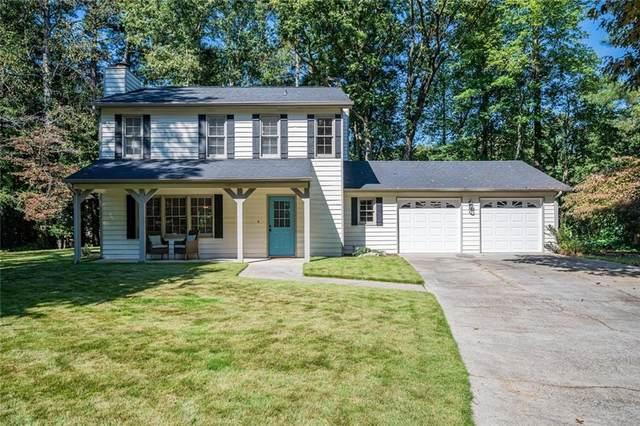 1675 N Hood Court NW, Kennesaw, GA 30152 (MLS #6958626) :: Path & Post Real Estate