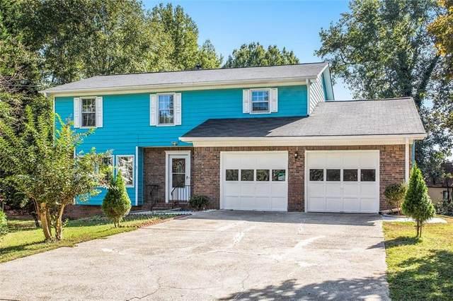 4443 Woodland Forest Drive, Stone Mountain, GA 30083 (MLS #6958627) :: North Atlanta Home Team