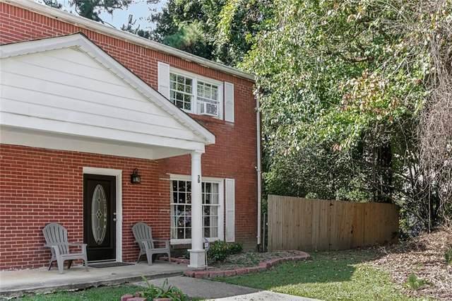 4500 Shannon Boulevard 3D, Union City, GA 30291 (MLS #6958629) :: North Atlanta Home Team